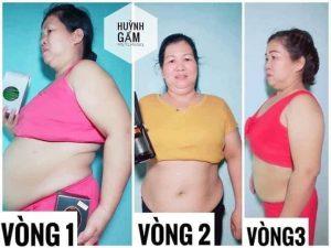 giam can cho me bim sau sinh khi dung thuoc vien uong giam can go detox (3)