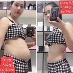 giam can cho me bim sau sinh khi dung thuoc vien uong giam can go detox (4)