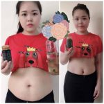 tra nu hoa thai doc detox fresh every day