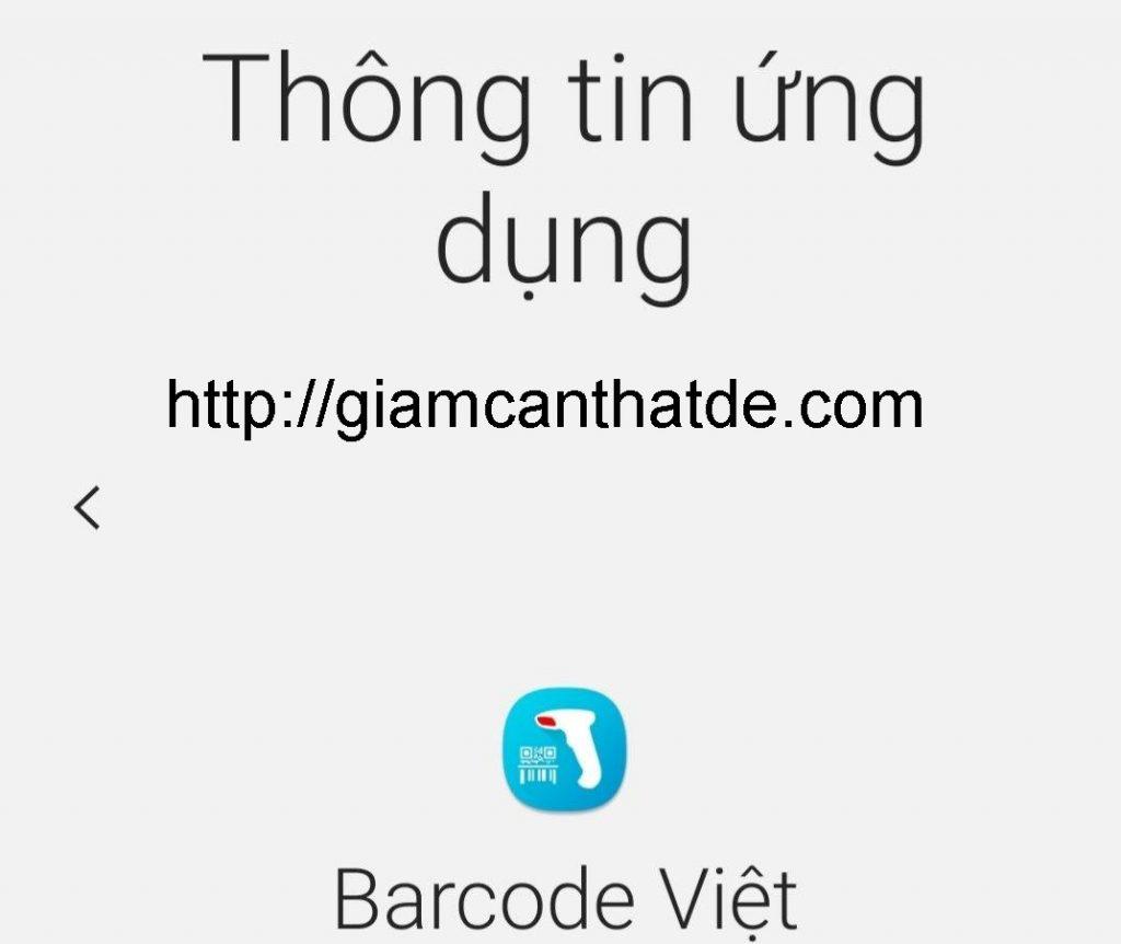 Cach kiem tra hang chinh hang vien uong giam can go detox 1